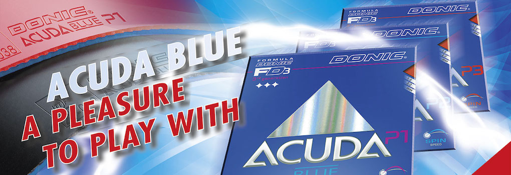 Acuda Blue - A Pleasure to Play With