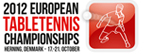 European 2012 Table Tennis Championships