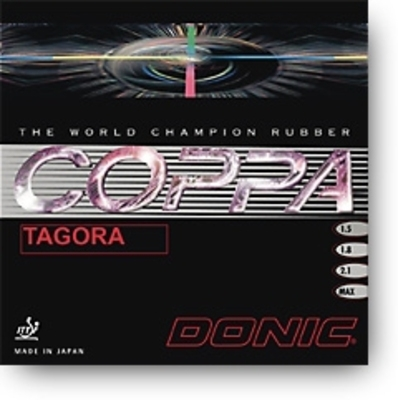 Donic Coppa Tagora Table Tennis Rubbers Topspintt